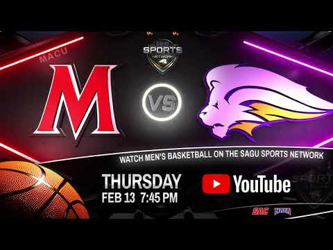 Promo: No. 2 Mid-America Christian vs No. 15 SAGU