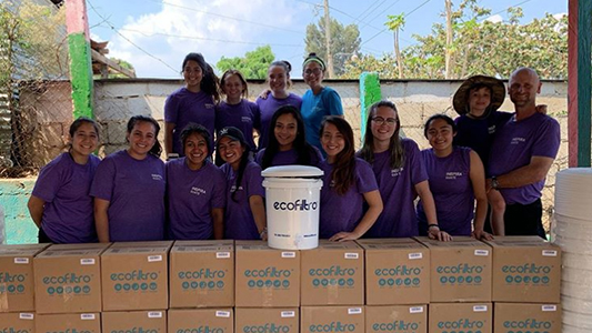 SAGU Women's Soccer Team Completes Trip to Guatemala