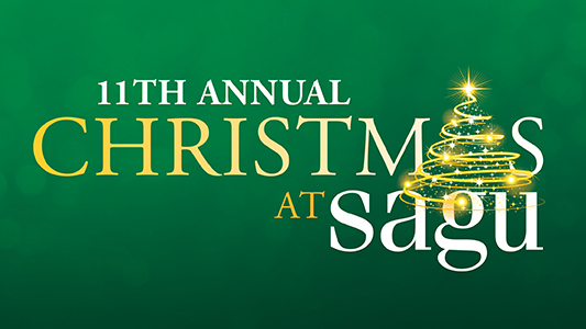 SAGU Invites Waxahachie to 11th Annual Christmas at SAGU