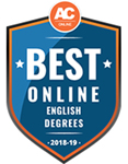 Best online English Degree