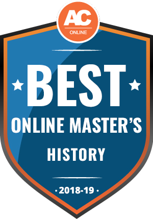 Most Affordable Online Masters in History