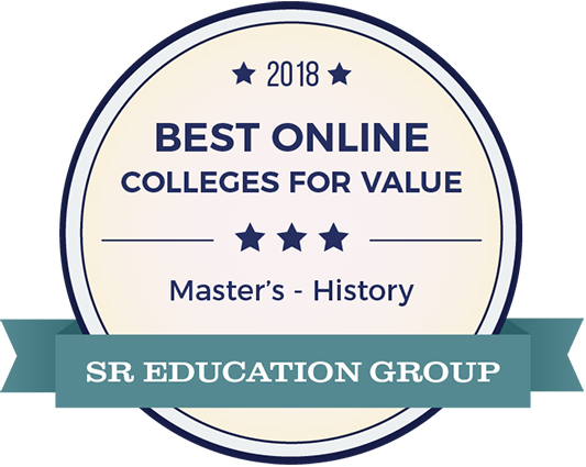 Best Online Masters in History