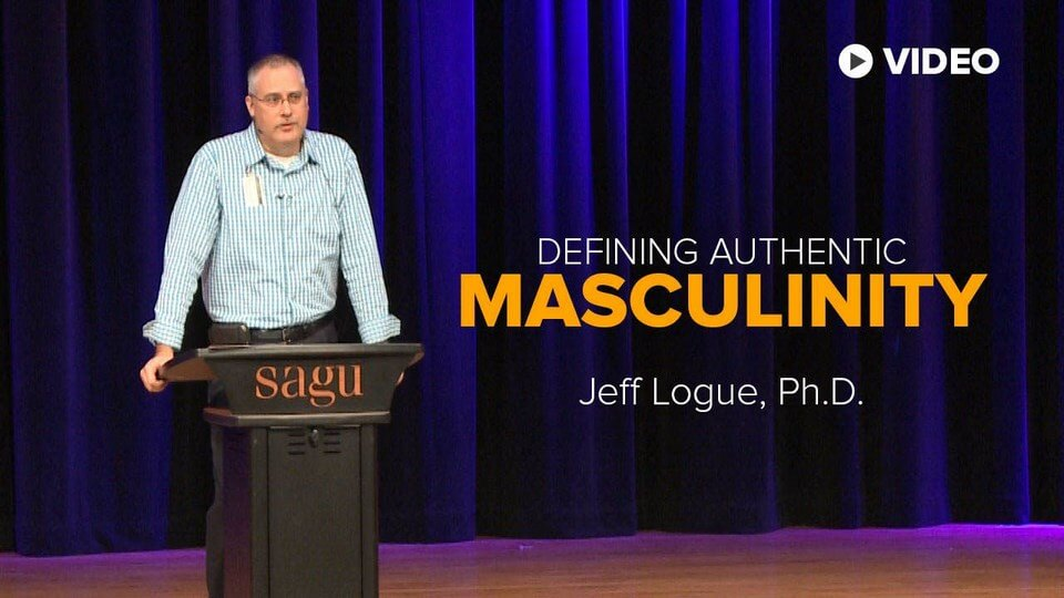 A Definition of Authentic Masculinity