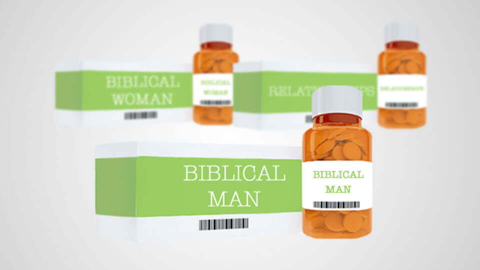 Carrie Abbott gives the prescription for being a biblical man. She explains what biblical masculinity is and having confidence in your christian manhood.