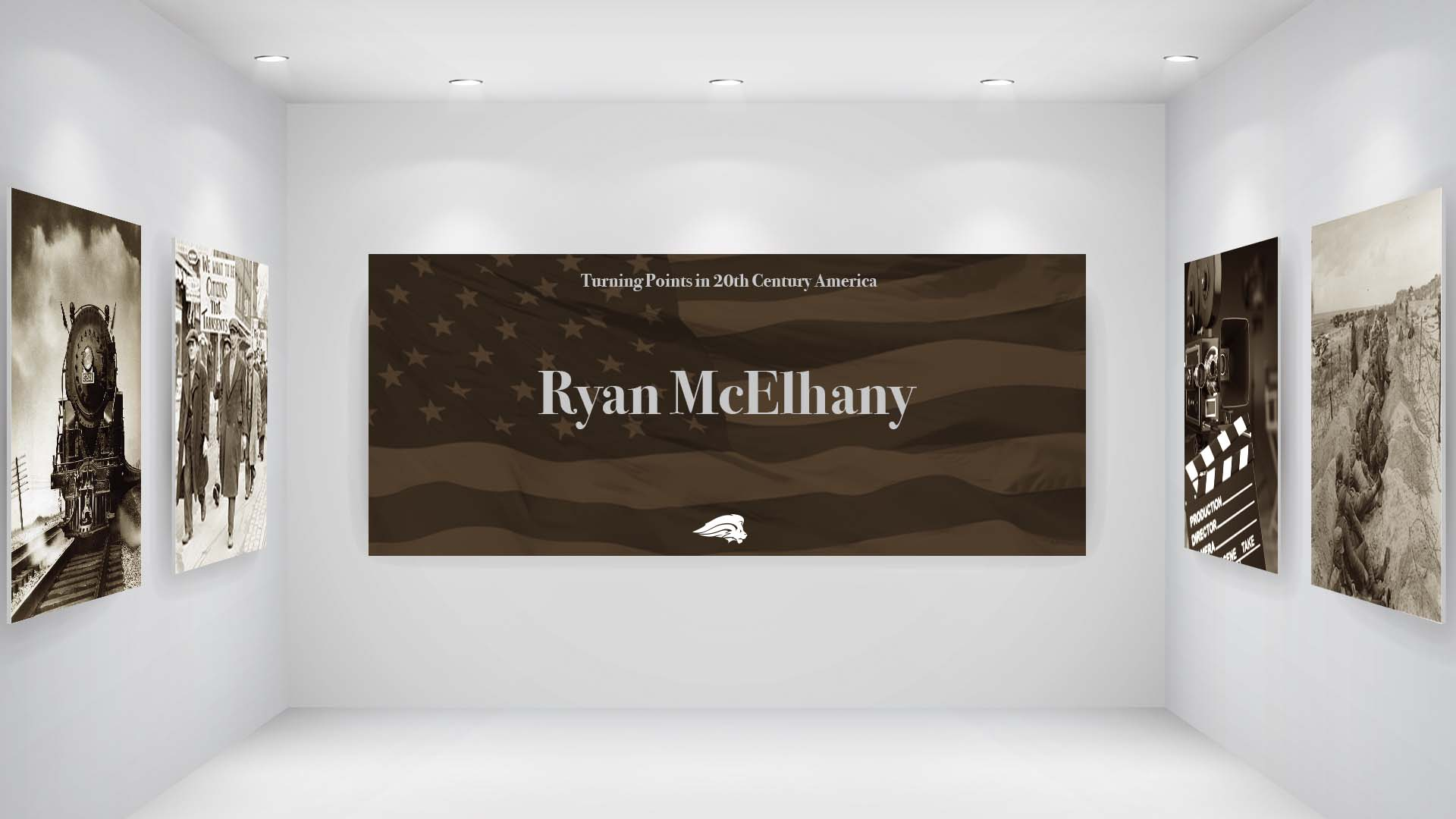 Ryan McElhany, MBA, explains the evolution of marketing, advertising and advertising law in the 1900s and how they were turning points in the 20th century.