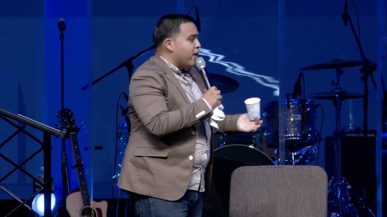 George Carballo speaks on not waiting to invest yourself in God.