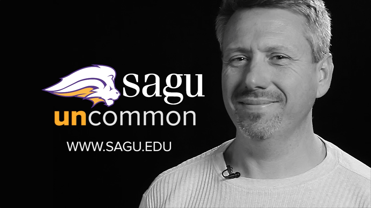Jerry Roberts explains why he chose to come to SAGU as well as his favorite things about our university.