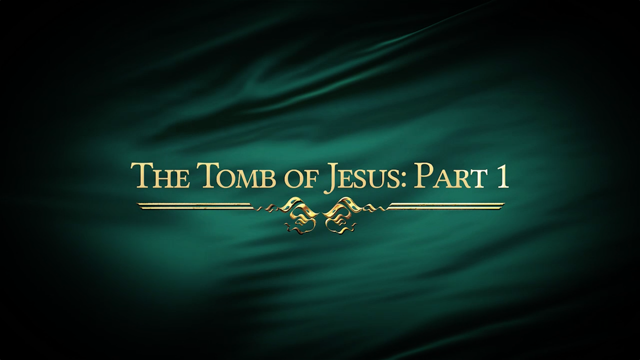 In this two part edition, Christopher Gornold-Smith discusses the Tomb of Jesus by looking at 1st century Jewish burial customs and the scriptural texts.