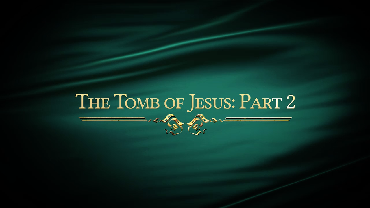 In this part 2 of his two part discussion on the Tomb of Jesus, Christopher Gornold-Smith explores possible locations for the tomb of Jesus.